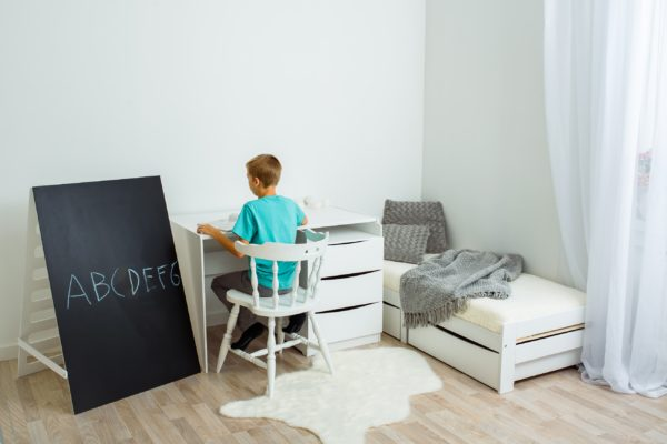 Smart Kid komplekt valge Mtavel 3