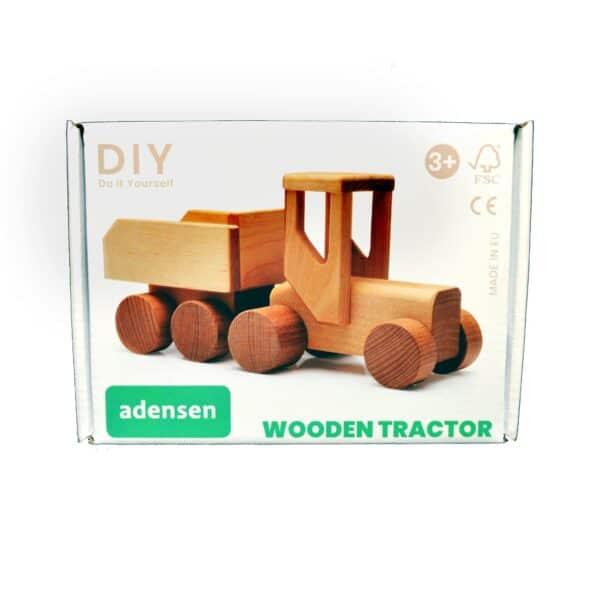 Konstruktor Traktor Tõnu Karp